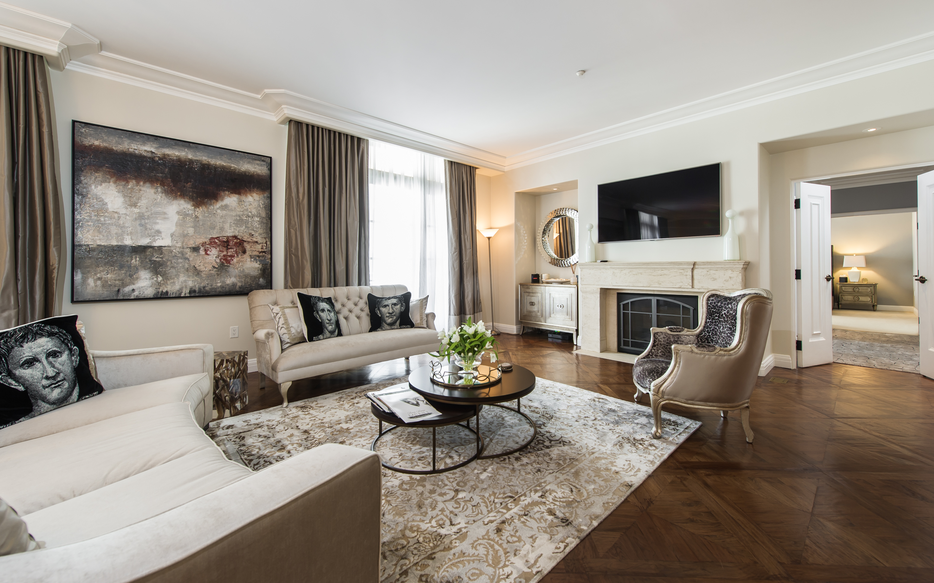 masterful condo at the montage residences 3 br for sale